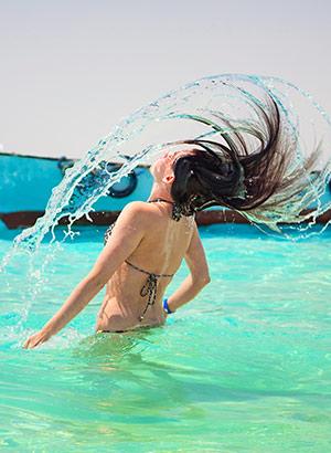 Doen in Hurghada: Paradise Island