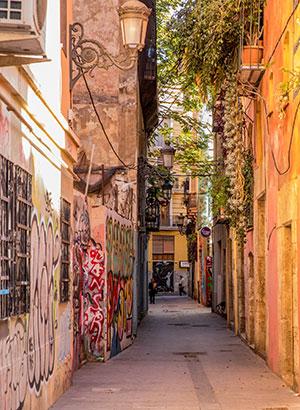 Doen in Valencia: oude centrum