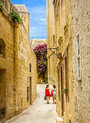 Leukste dorpjes & Stadjes Malt: Mdina