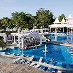 Badplaatsen Jamaica: Negril, Riu Palace Tropical Bay