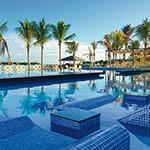 Badplaatsen Jamaica: Montego Bay, Hotel Riu Reggae