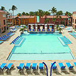 Aruba met kinderen: Divi Dutch Village Beach Resort, Aruba