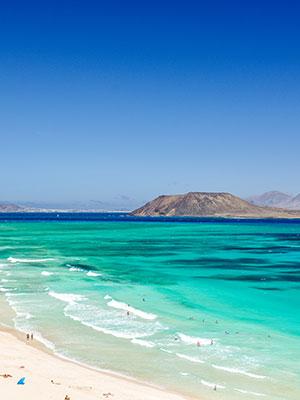 Fuerteventura met kinderen, Isla de Lobos