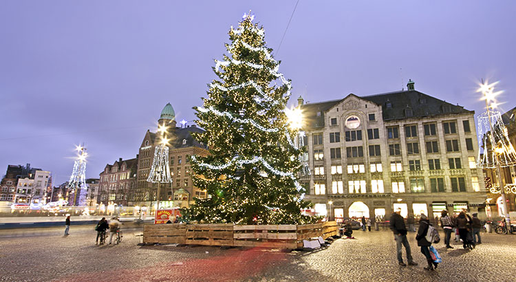 Kerst Amsterdam