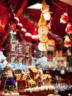 Kerst Amsterdam, kerstmarkt
