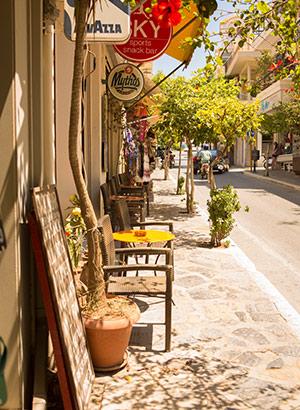 Kleinschalig Kreta, Sissi