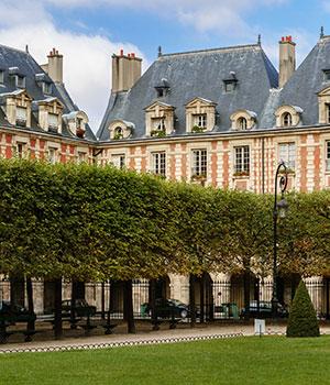 Wijken Parijs, Le Marais