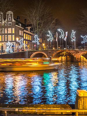 Kerst Amsterdam, Amsterdam Light Festival