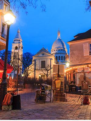 Wijken Parijs, Montmartre
