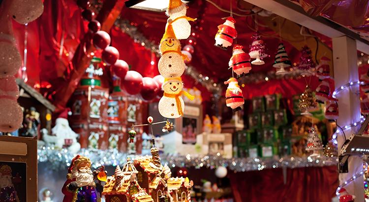 Onbekendere Duitse kerstmarkten