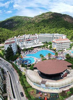 Populaire hotels Europa: Turkije