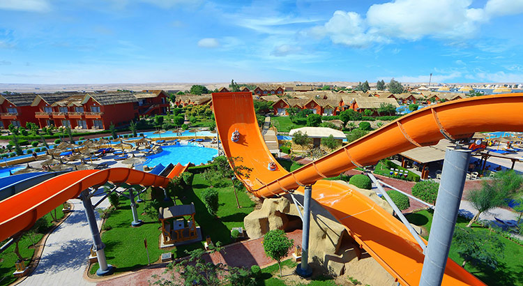 Populaire hotels met waterpark