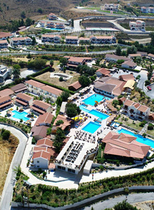 Populaire hotels met waterpark: Aegean View