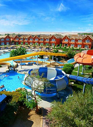 Populaire hotels met waterpark: Jungle Aqua park