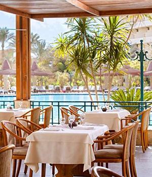 Sindbad Aqua Park Resort & Aqua Hotel, restaurant