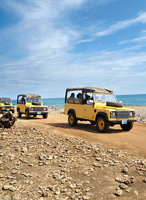 Romantisch Aruba: Arikok Nationaal Park