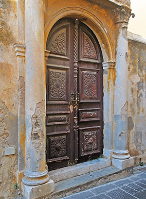 Rustige zuiden Rhodos: hoofdstad