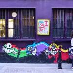 Street art Londen