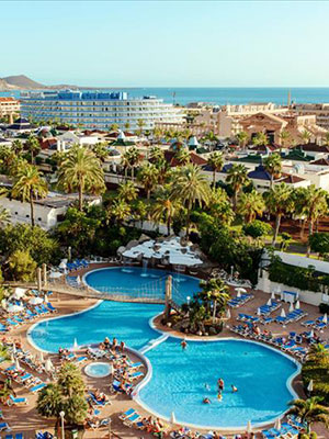 Populairste familiehotels Canarische Eilanden, Best Tenerife