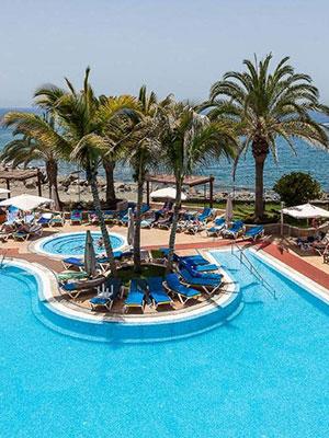 Populairste familiehotels Canarische Eilanden, Bull Hotel Dorado Beach