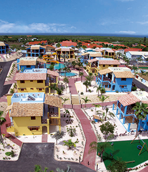 Tropen, Populairste eilandhotels