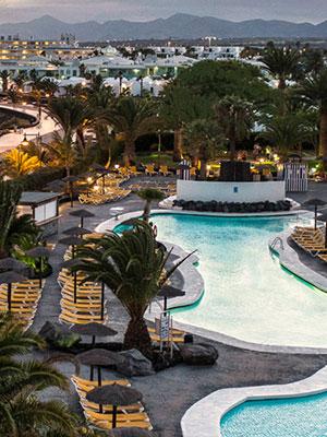 Populairste familiehotels Canarische Eilanden, Hotel Beatriz Playa Spa