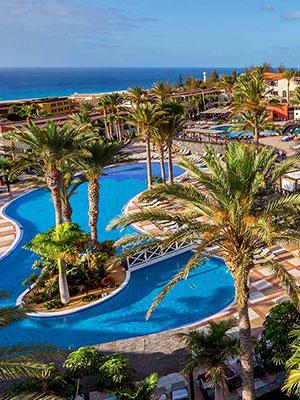 Populairste familiehotels Canarische Eilanden, Occidental Jandia Mar