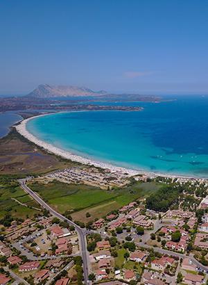 Badplaatsen Sardinië: San Teodoro