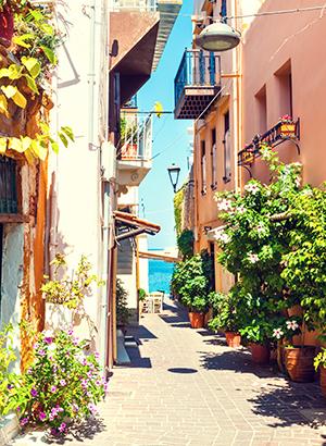 Europese eilanden per auto ontdekken: Kreta