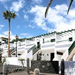 Europese eilanden ontdekken per auto: Lanzarote, Appartementen Tropicana
