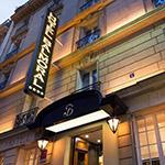 Last minute kerstshoppen in Parijs: Hotel Balmoral Paris