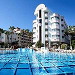 Badplaatsen Lycische kust: Icmeler, Hotel Aqua