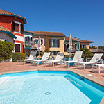 Badplaatsen Sardinië, Olbia: Hotel Stefania