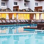 Leukste badplaatsen Ibiza: Santa Eulalia del Rio, Palladium Hotel Don Carlos