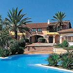 Badplaatsen Sardinië, San Teodoro: Residence Liscia Eldi