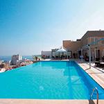 Badplaatsen Malta: Sliema, Hotel The Paalce