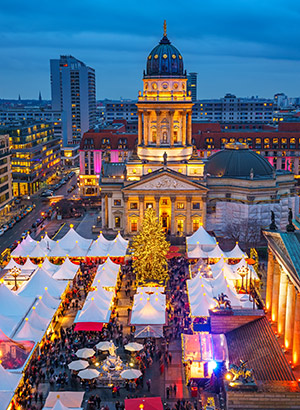 Last minute kerstshoppen: Berlijn