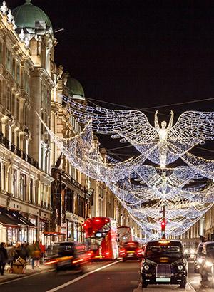 Last minute kerstshoppen: Londen