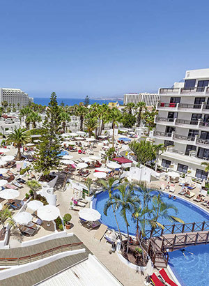 Populairste adults only hotels Spanje
