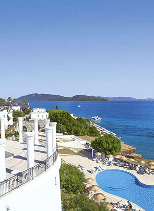 Populairste adults only hotels Turkije