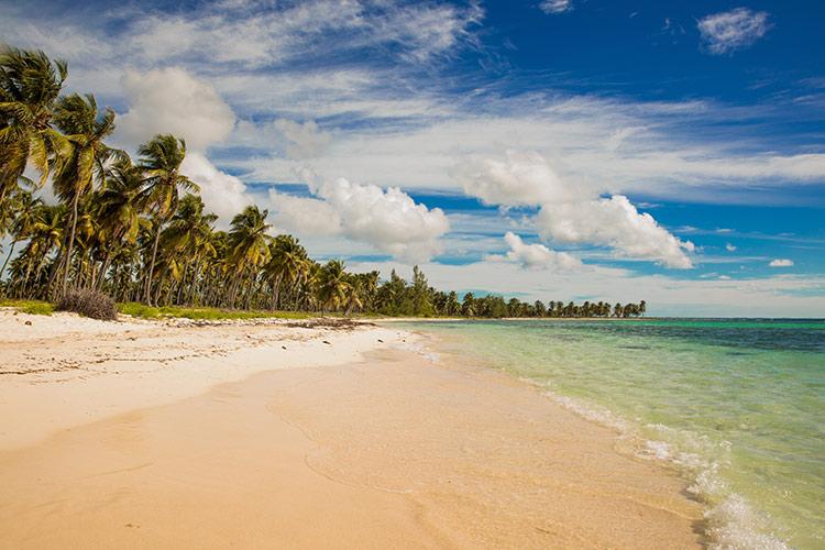 Een dagje tropen op Saona, Dominicaanse Republiek