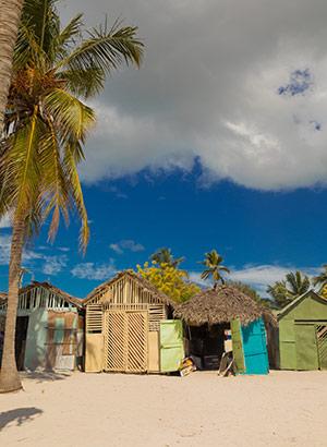 Saona, Dominicaanse Republiek: Mano Juan