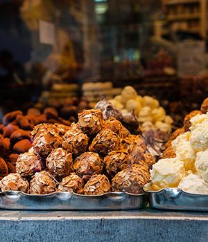 Chocolatiers, Weekendje Brussel chocoholics