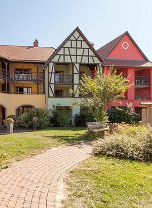 Hotels nabij Colmar, Elzas
