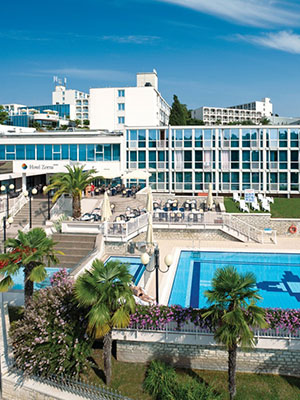 All inclusive hotels Kroatie, Hotel Zorna Plava Laguna
