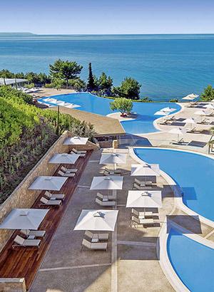 Beste all inclusive hotels ter wereld: Ikos Oceania