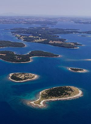 Bezienswaardigheden Istrië: Brijuni