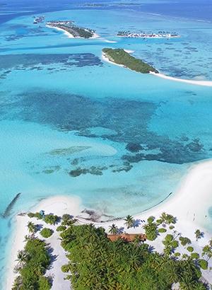 Blue Monday overleven: Malediven