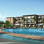 Zon in februari: Kaapverdië, Hilton Cabo Verde Sal Resort