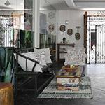 Zon in maart: Cartagena, La Artilleria Boutique Hotel